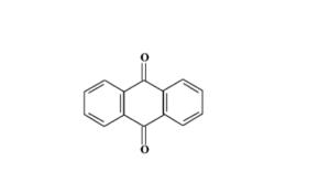 Anthraquinone Structure
