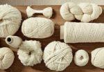 History of wool fiber and yarn