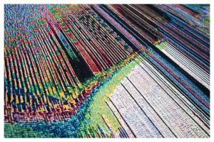 Metallic Yarn Manufacturing process