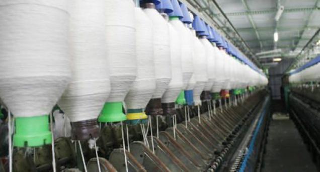 yarn manufacturing process