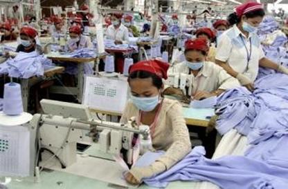 Garments Manufacturing Process