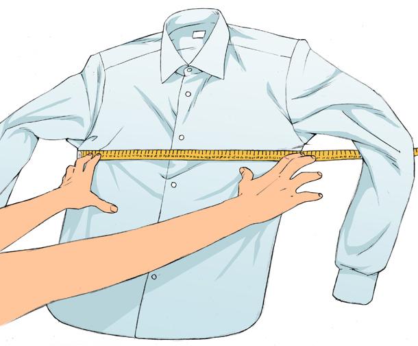 shirt-measure-chest